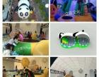 设备动力小火车真人版娃娃机3D水晶烟花制作厂家租赁