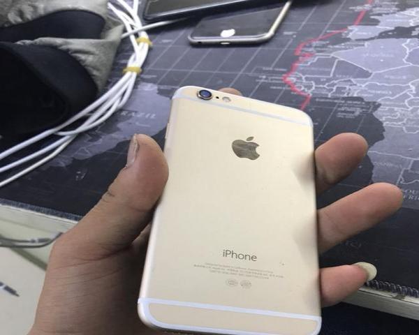 iPhone6 16 土豪金
