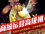上海电子商务培训班 开店培训 新媒体运营 网络营销
