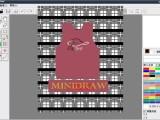 羊毛衫嵌花画图设计软件 送教程 带加密狗