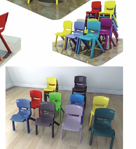 幼儿园桌椅价格多少 幼儿教学设备批发厂家
