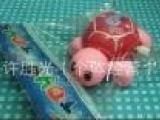 支持散批玩具 单独包装单只opp袋装 上链摇摆qq龟