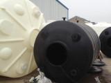 【雨萱容器】10吨平底塑胶水箱/10吨塑料储罐/10吨液体水箱
