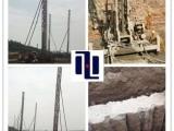 厂房基础加固/承台基础钻桩注浆/工业区设备基础微型桩施工队