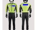 新式交警骑行服 警用摩托车骑行服 控标骑行服