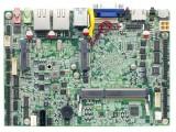 3.5寸J1900两个英特尔网口6串口LVDS工控主板