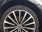 迈腾改装轮胎及轮毂