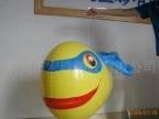 PVC充气金鱼公仔玩具,充气动物玩具