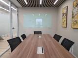 华美文仪白板北京玻璃白板搪瓷白板表格磁性玻璃白板安装