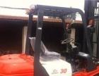 个人二手柴油三吨合力叉车全新未用