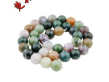天然印度玛瑙散珠 DIY饰品配件 义乌小商品批发 外贸货源