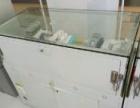 玻璃柜台带灯