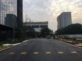 南京道路劃線-消防登高面周圍環境-南京達尊交通工程公司