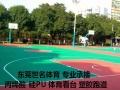 丙烯酸篮球场地坪漆、学校操场地面油漆、网球场施工