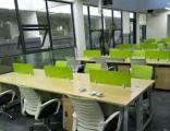 松江二手办公家具办公桌老板桌会议桌办公椅卡位