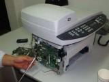 沈阳专业打印机维修,中央大街修打印机收银机