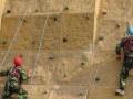 拓展训练,夏令营,真人CS 攀岩