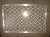 佛山铝合金美格网,出口窗户防护网片