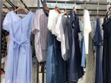 杭州品牌女装妍帛夏装时尚女装专柜折扣走份批发货源