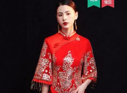 爱她就送不一样的秀禾服给她w.yph520.com