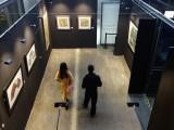 北京书画临时展墙 展板4米高 定制无缝移动板墙