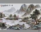 武育侖瓷板畫拍賣鑒定值多少錢 文物修復