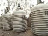 二手2吨搪瓷反应釜庄河供应
