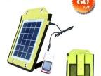 2.5W便携式车载太阳能充电器 太阳能移