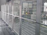 鋁型材圍欄-鋁型材機器人圍欄-工作臺鋁型材-機械設備防塵罩