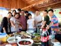 深圳周边耳目一新的农家乐体验专业拓展真人cs摘草莓野炊