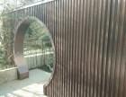北京不锈钢镀铜做旧标牌地产园区标牌专业制作安装厂家
