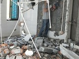 吴江远东专业房屋拆旧拆除拆吊顶拆地板开门洞打孔