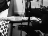 南昌纹身,一线到底的柏林纹身师,一条线帮你纹出整个世界