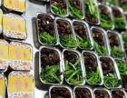 广州嘉禾望岗盒饭快餐写字楼办公室集体员工工作餐配送