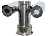 夜通航船用防爆云台激光摄像机 防尘防水防腐 高清智能监控系统
