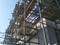 嘉定脚手架搭建出租一条龙服务钢管毛竹脚手架内外墙专业搭建