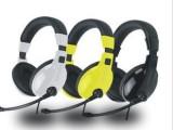 今联 KDM-1003酷壳耳机封闭式电脑耳机头戴式护耳式耳麦
