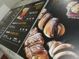 北京朝阳区磁贴广告画面,铁质磁贴画高清喷绘