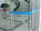 西安推拉玻璃门安装维修更换地弹簧
