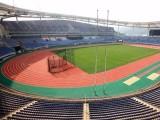 预制型橡胶跑道案列韩国仁川文鹤体育场