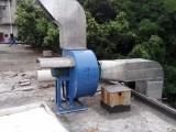 厨房风机修理厨房抽风机安装餐饮排烟机修理与安装
