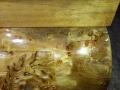 供应金丝楠木棺材,金丝楠木寿材,风水棺材