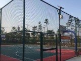 鑫旺豐籃球場圍網 足球場圍欄網 球場隔離網加工
