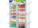超市冷藏冷柜 便利店立式冷藏冷柜 商用冷柜风冷两门