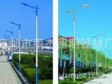 厂家直销/6米路灯杆7米8米路灯杆户外道路灯A字挑臂路灯led路