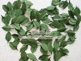 绿色折纸玫瑰 手揉纸花材料 手工纸纸花艺
