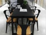 辦公桌椅 客廳沙發 書房茶幾 簡約大氣餐桌美卓爾家私定制