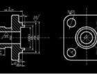 嘉定CAD制图培训班 上海学CAD用实例讲解