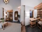 仙气满溢的住宅改造设计,花池,茶棚,竹林一应俱全