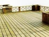 户外防腐木地板芬兰木户外木地板 丰胜芬兰